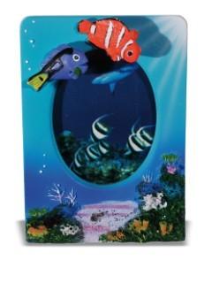 Cadre photo poisson clown me0447 grossiste cadeaux for Poisson clown prix